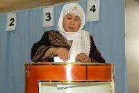 Özbekistan'da genel seçim sonuçları açıklandı