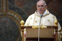Papa muhafız alayı komutanını değiştiriyor