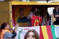 Sözde PKK bayrağı tutan milletvekilinin dokunulmazlığı kaldırıldı