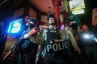 ABD'de polis Hollywood'un merkezinde bir kişiyi vurdu