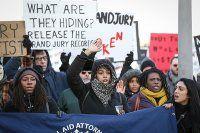 New York'ta polis şiddeti protesto edildi