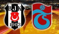 İşte Beşiktaş ve Trabzonspor'un muhtemel rakipleri