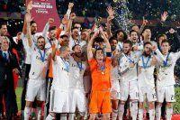 Kulüpler Dünya Kupası Real Madrid'in