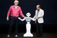 Bu robot insandaki duygulara sahip