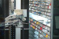 Bodrum'da robot eczacı işbaşı yaptı