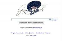 Google'dan Safiye Ayla için özel doodle