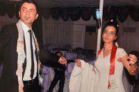 Türkiye'nin konuştuğu 'sahte damat' şimdi yandı