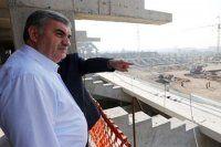 Sakaryaspor'un yeni stadının biteceği tarih