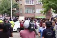 Fenerbahçe kafilesine taşlı saldırı