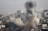 IŞİD'den 6 araçla bombalı saldırı