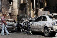 Bağdat'ta bombalı saldırılar sürüyor