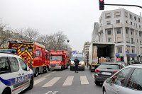 Fransa'da mizah dergisine saldırı, 12 ölü