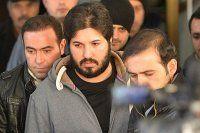 Rıza Sarraf 'müşteki' sıfatıyla ifade verdi
