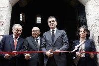 Saray Mutfakları Sergi Salonu açıldı