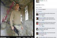 Şehit er Facebook'ta son fotoğrafını paylaşmış