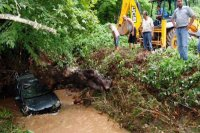Çanakkale'de sele kapılan kişi öldü!