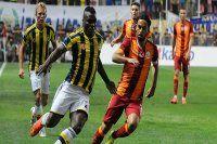 Galatasaray Fenerbahçe'yi 2-1 mağlup etti