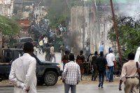 Somali'de 'Barış Gücü' üssüne saldırı
