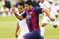 Suarez, Barcelona'da ilk gollerini attı