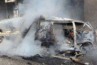 Suriye'deki patlamalarda ölenlerin sayısı 32'ye yükseldi