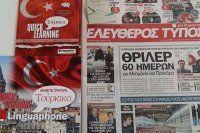 Yunanistan gazetesi Türkçe öğretim seti dağıttı