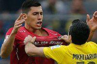 Tayfun Dortmund'u da çarptı