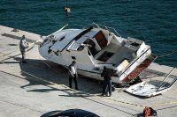 Boğaz'daki tekne kazasında 2 kişi gözaltına alındı