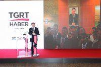 TGRT Haber'in yeni logosu tanıtıldı 'Daima Öncü'