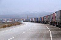 İran, Türk TIR depolarının mühürlenmesini askıya aldı