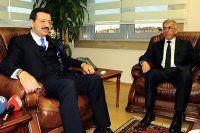 Hisarcıklıoğlu, 'Türk bayrağını dalgalandırmak en büyük vazifemizdir'