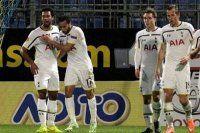 Tottenham deplasmanda şans tanımadı