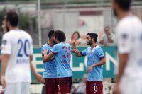 Trabzonspor'dan farklı hazırlık