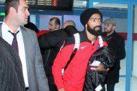 Trabzonspor kafilesi Trabzon'a geldi