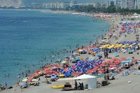 Turizm gelirleri yüzde 7,9 arttı
