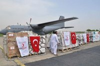 Türkiye 'insani yardım' da zirveye oturdu