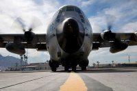 Cezayir'de askeri uçak düştü, 103 ölü