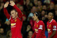Rooney Manchester United'ı taşıdı