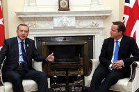 Cameron, Erdoğan'ı tebrik etti