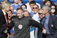 Wenger Mourinho'dan özür diledi