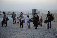 Sıcaklık ve susuzluk nedeniyle 68 Yezidi hayatını kaybetti