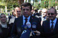 Ekonomi Bakanı Zeybekci'den önemli açıklamalar