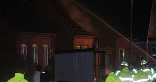 Çıkan yangında 5 kişi feci şekilde hayatını kaybetti