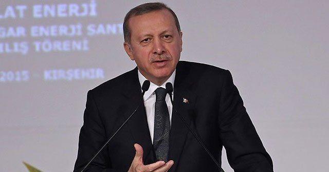 Erdoğan'dan çok önemli 'faiz' açıklaması