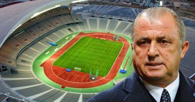 Fatih Terim kararını verdi, Milli maçlar artık o statta