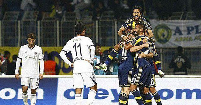 Fenerbahçe deplasmanda farklı kazandı