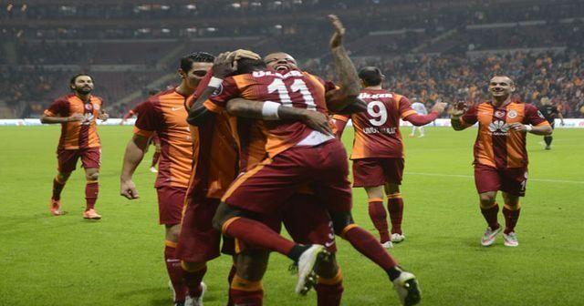 Galatasaray'dan bir rekor geldi