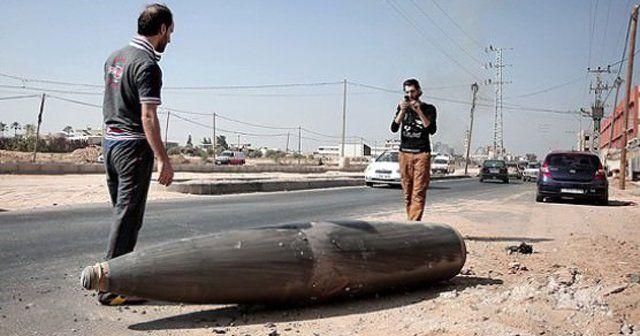 IŞİD'e ait roketlerde sır detay!