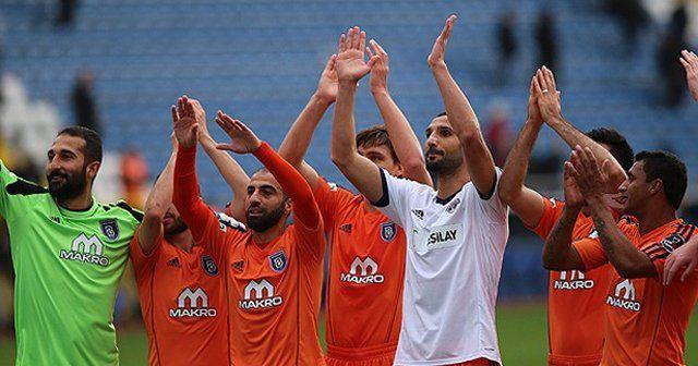 İstanbul Başakşehir tek golle güldü