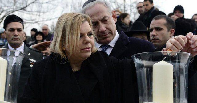 Netanyahu'nun eşinden 'şişe' skandalı