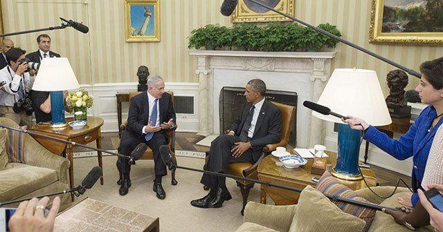 Obama, 'Netanyahu ile görüşmeyi reddediyorum'